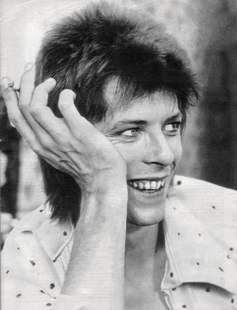 David Bowie Ziggy Stardust Era 2