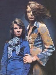 David Bowie Freddi Buretti