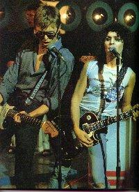 David Bowie Marc Bolan 5