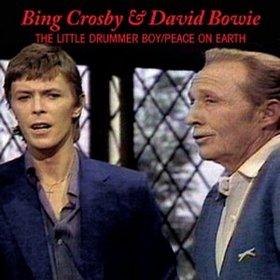 David Bowie Bing Crosby Single Cover B