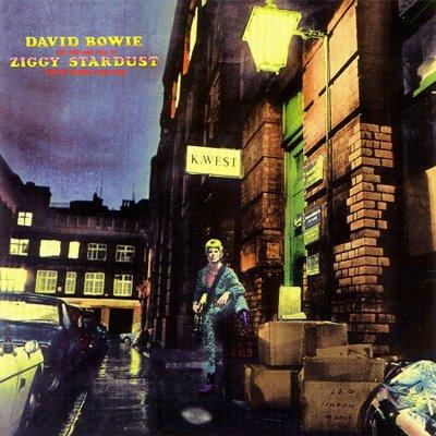David Bowie Ziggy Stardust Cover