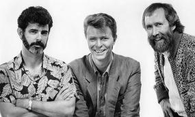 Labyrinth George Lucas David Bowie Jim Henson