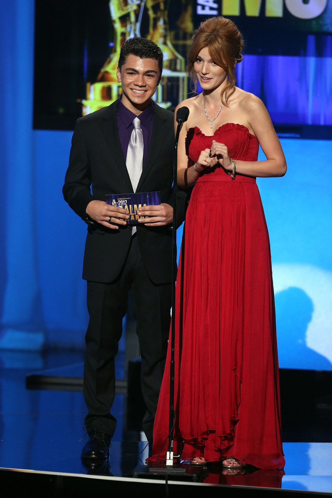 Bella Thorne and Kenton Dutty/Zendaya and Adam