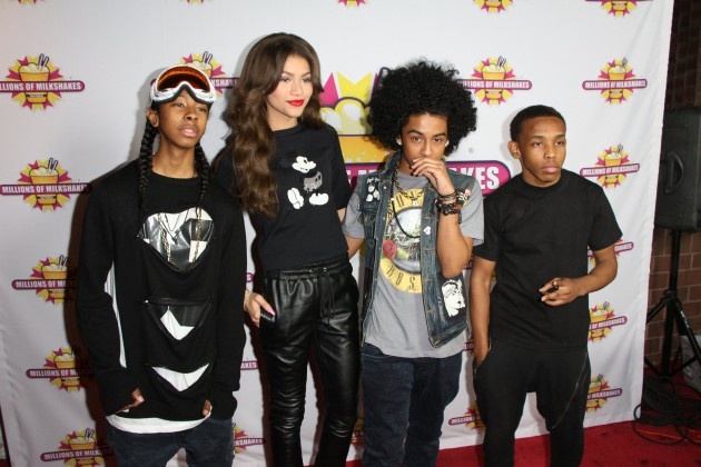 zendaya and mindless behavior - photo #28
