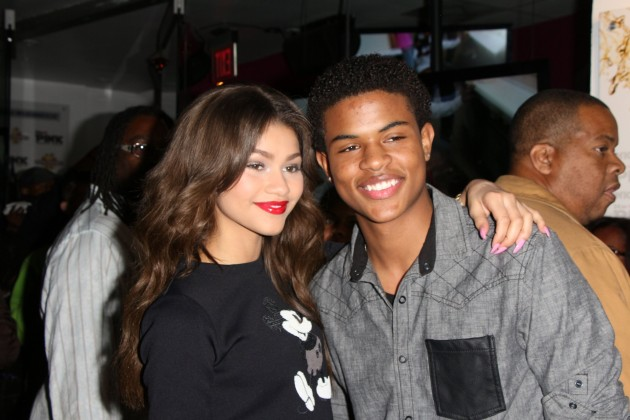 zendaya and mindless behavior - photo #7