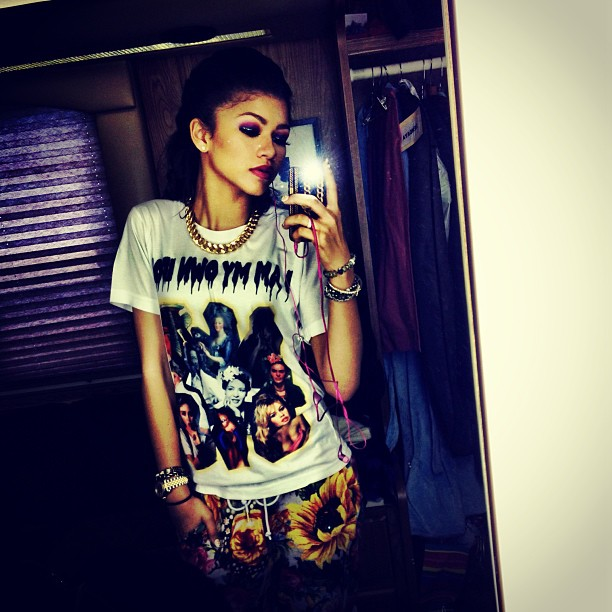 Zendaya Instagram Update Anythingdiz