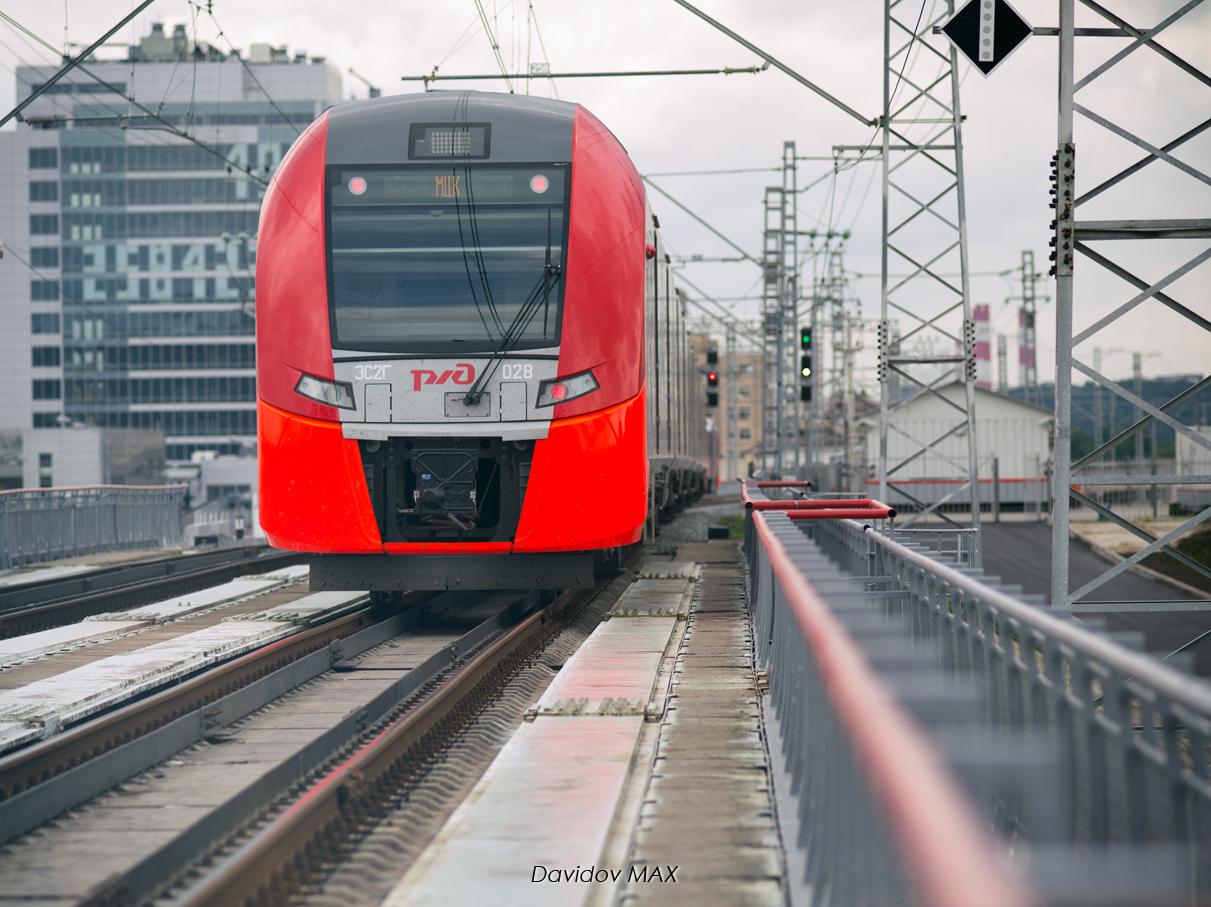 Кольцевая железная дорога фото