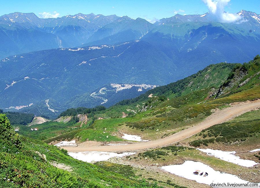Красная поляна, Альпика