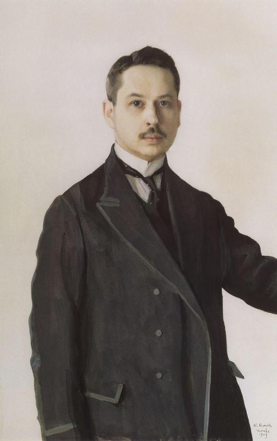 Автопортрет. 1909