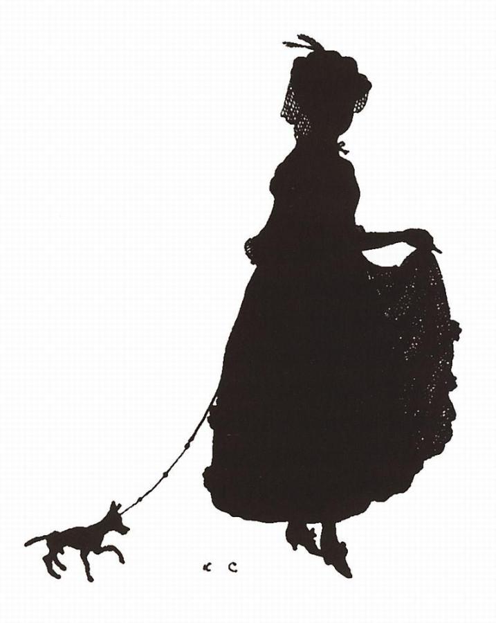 Дама с собачкой. 1906