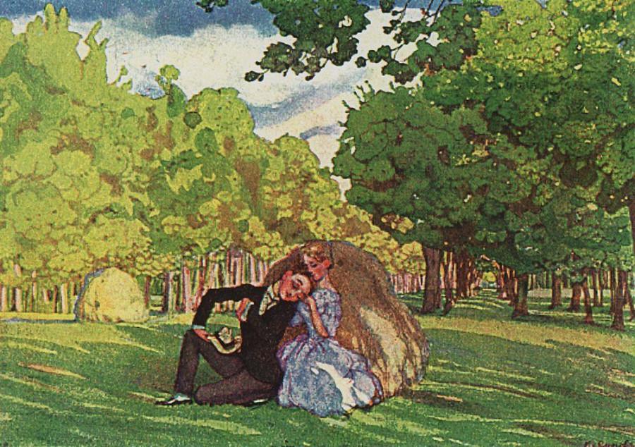 Лето. 1904