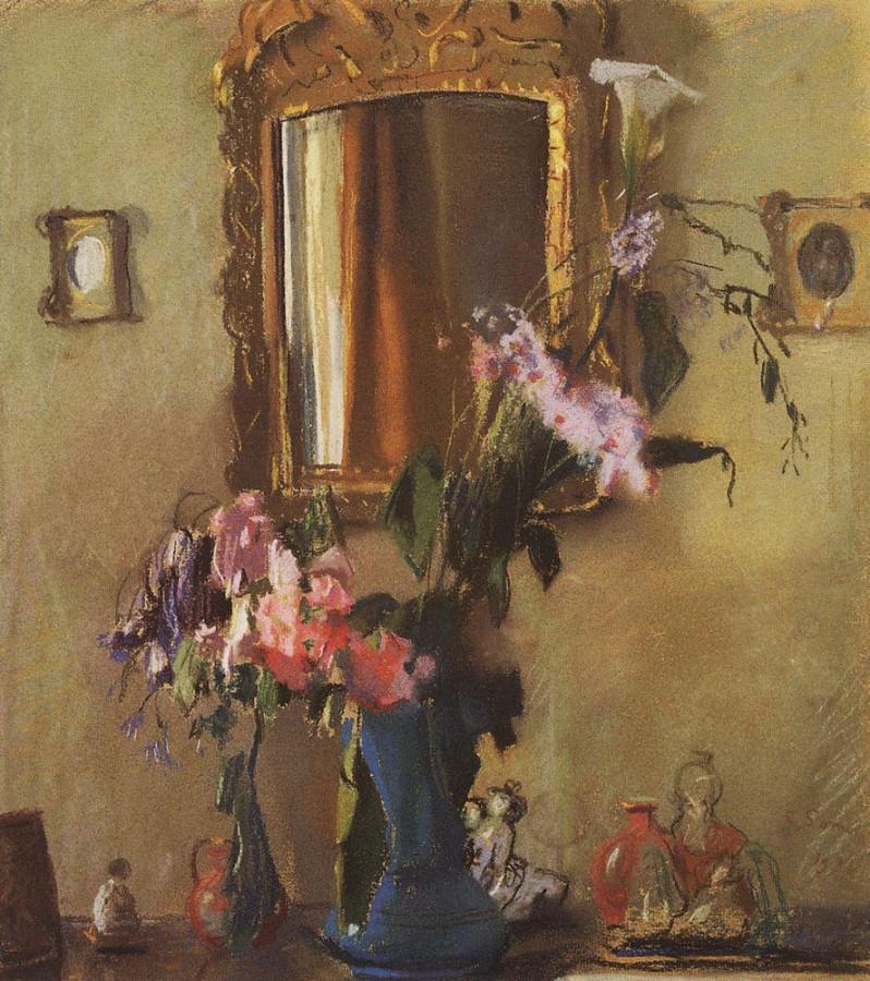 Натюрморт. Интерьер. 1931