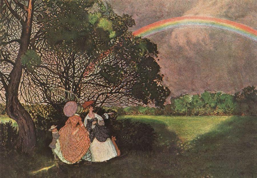 Радуга. 1897