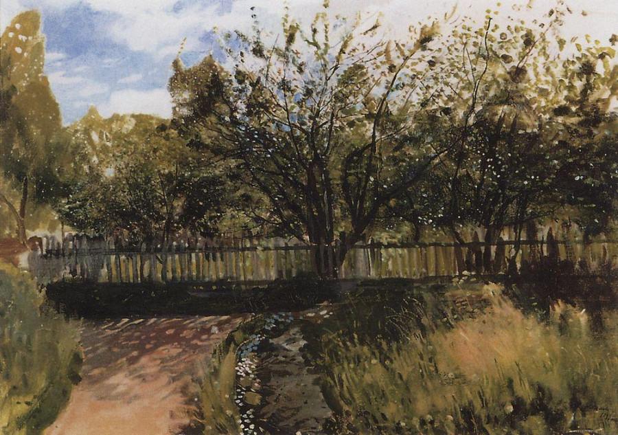 Садик. 1897