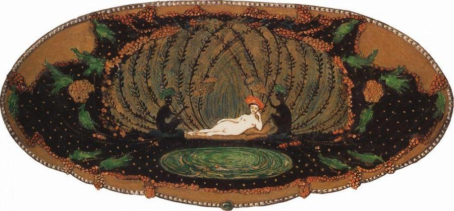 Султанша. 1899