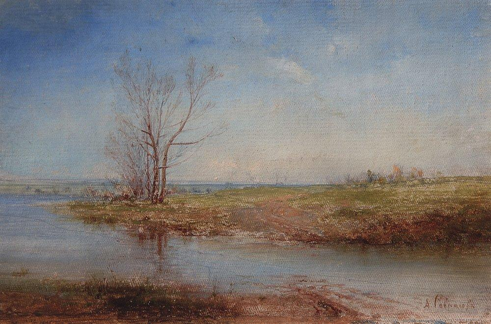 Весна. 1870-е