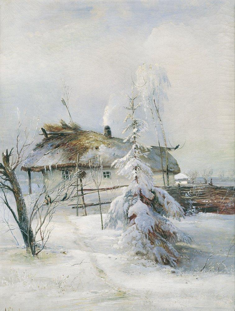 Зима. 1873