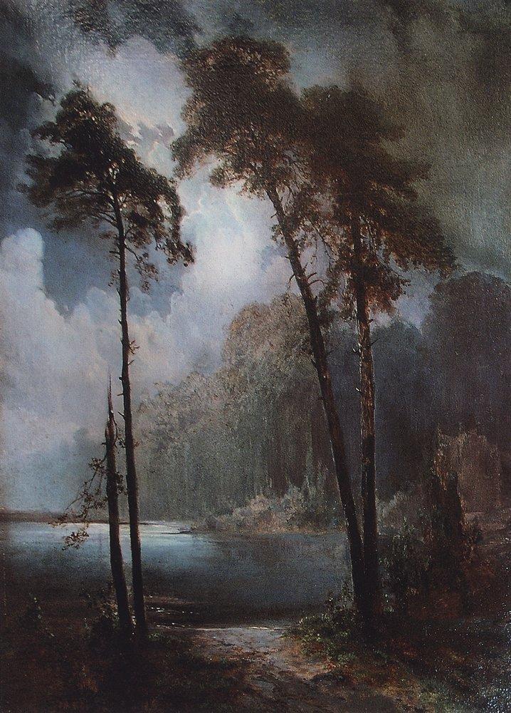 Ночка. 1883