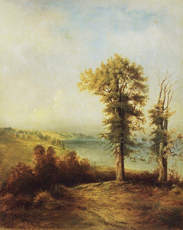 Дубки. 1850-е