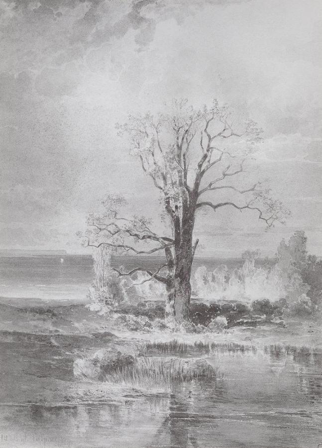 Осенний пейзаж. 1877