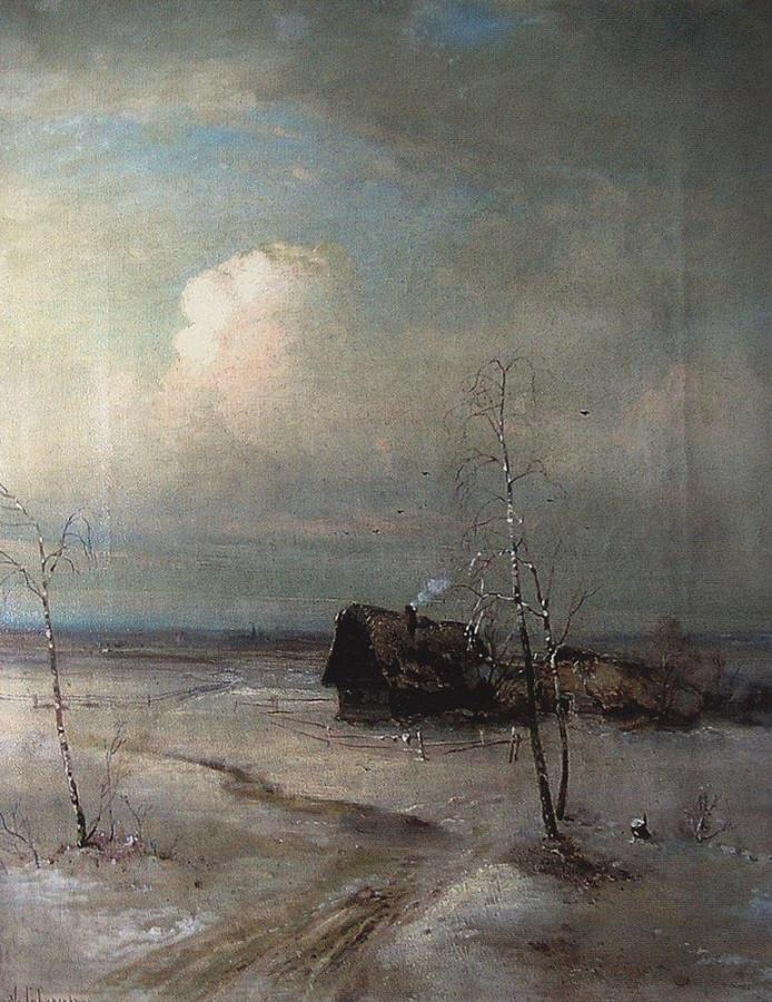 Ранняя весна. 1890-е