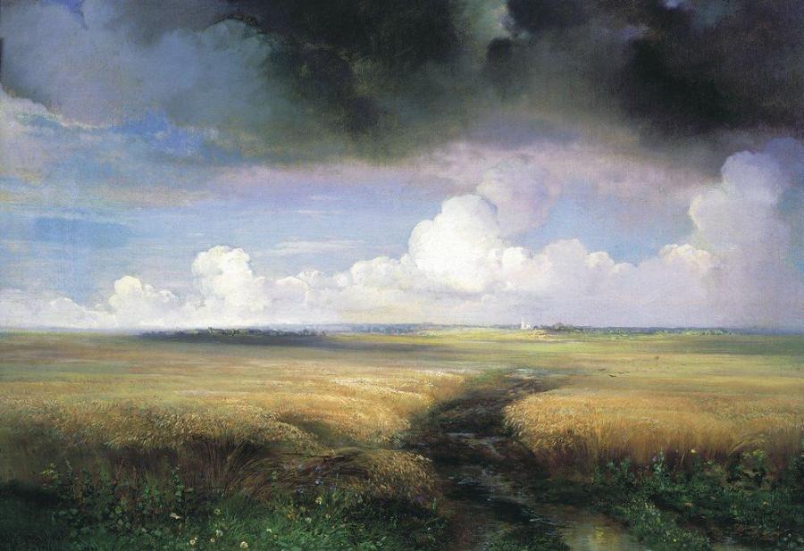 Рожь1. 1881