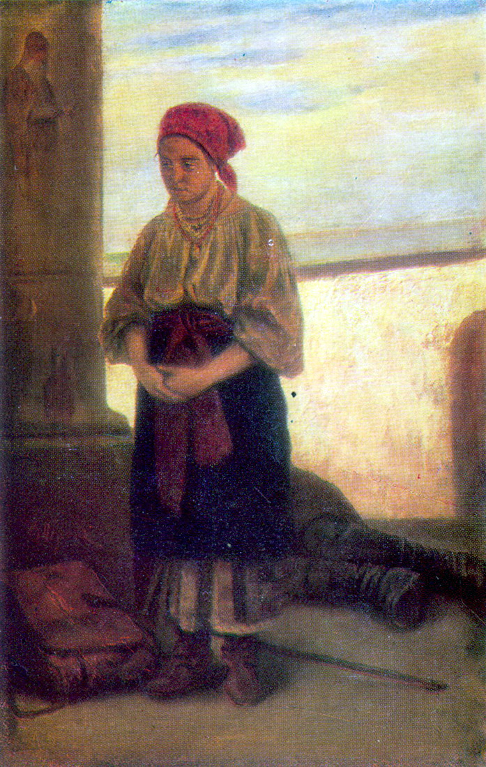 Паломница. Х., м. Ташкент