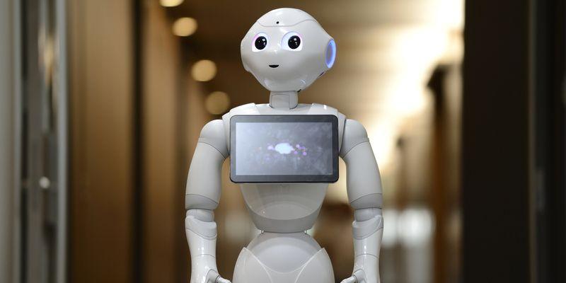 Человекообразный секс робот