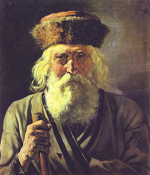 Странник. 1859 Саратов