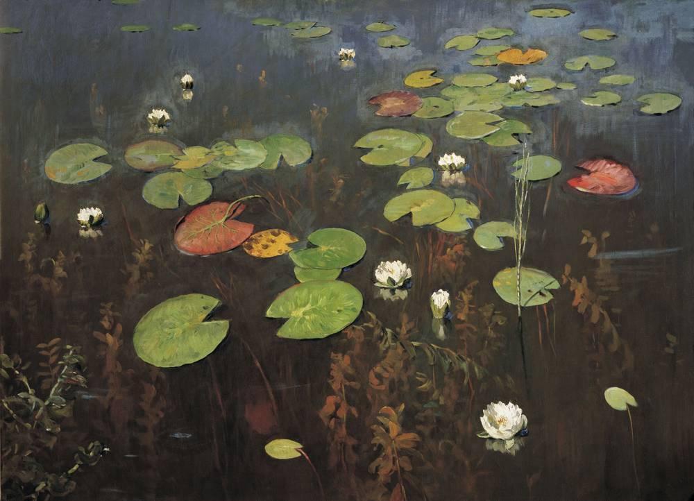 Ненюфары. 1895