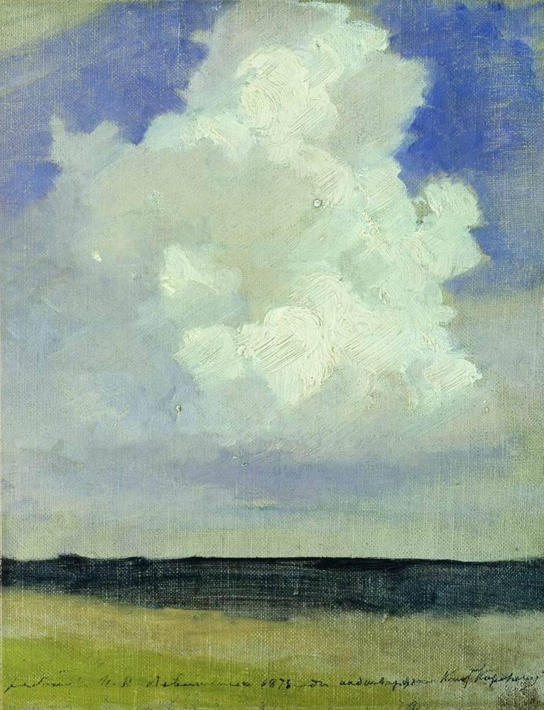 Облако. 1878