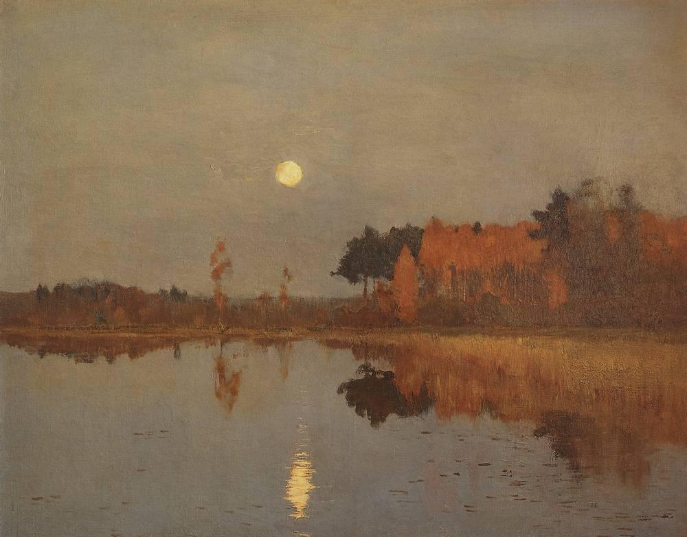 Сумерки. Луна2. 1899