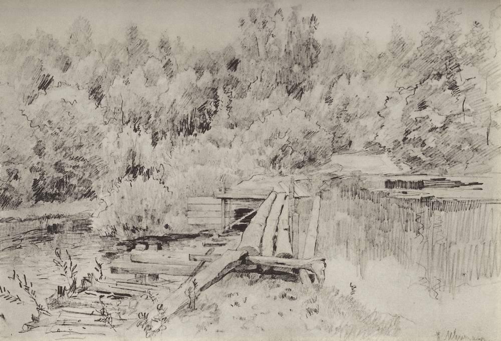 У омута1. 1891