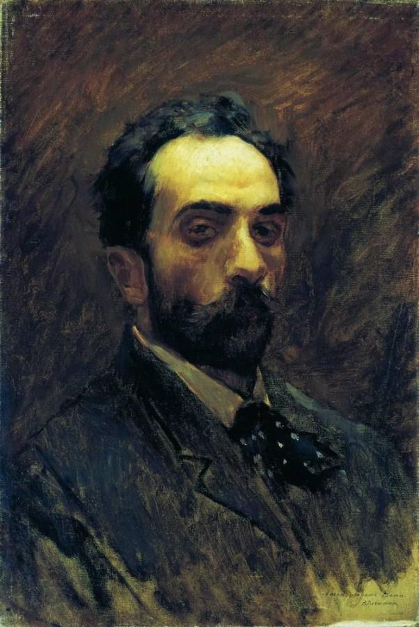 Автопортрет. 1890-е