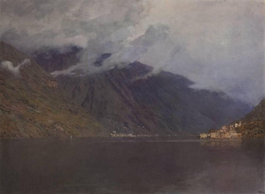 Озеро Комо3. 1894