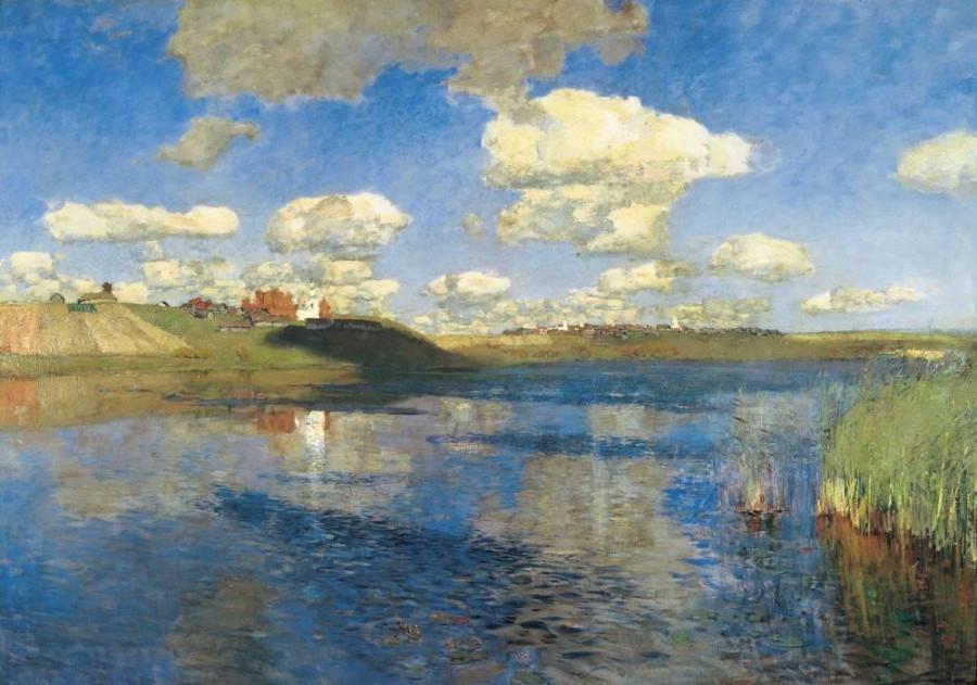 Озеро. Русь. 1899-1900
