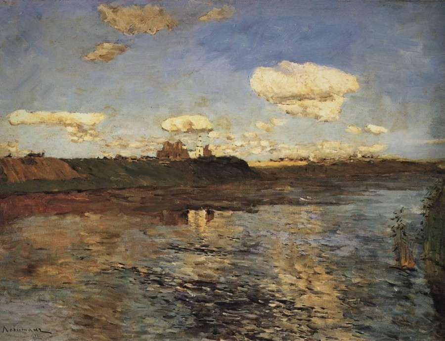 Озеро1. 1898-1899