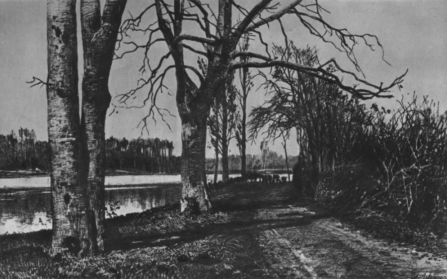 Осень2. 1885