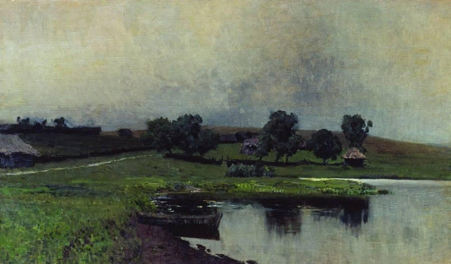 Пасмурный день. 1890-е