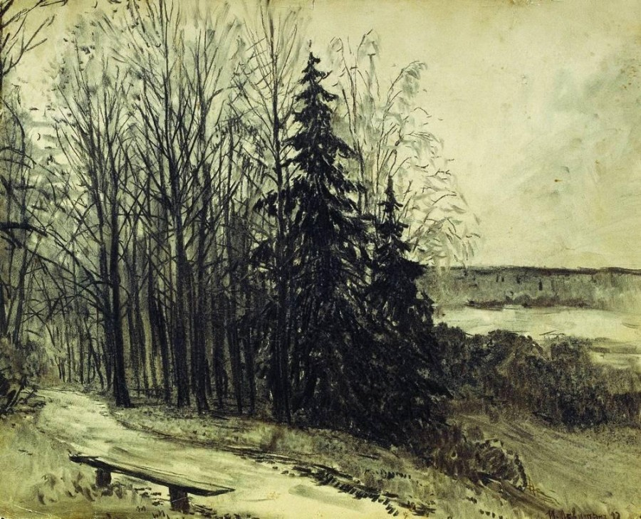 Пейзаж. 1892