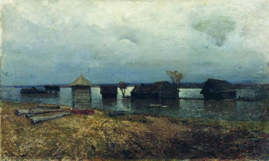 Половодье2. 1885