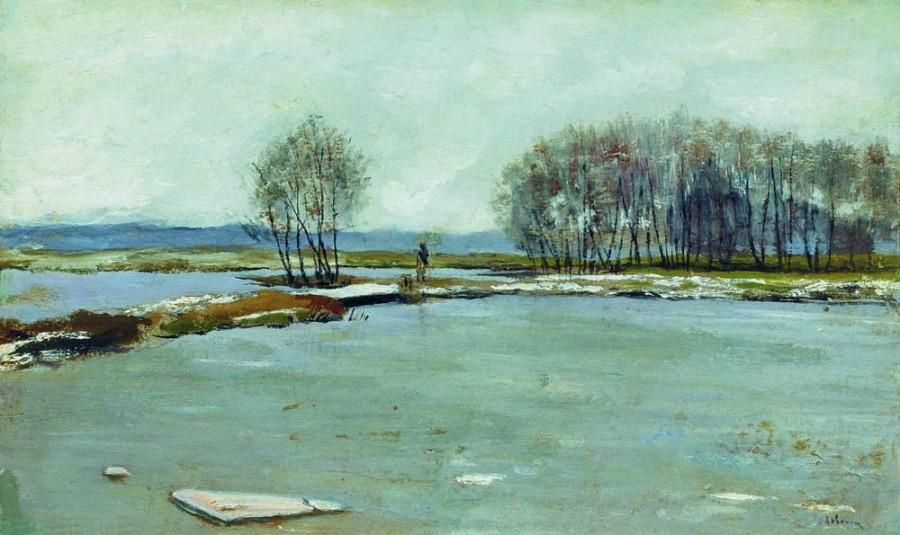 Ранняя весна. 1899