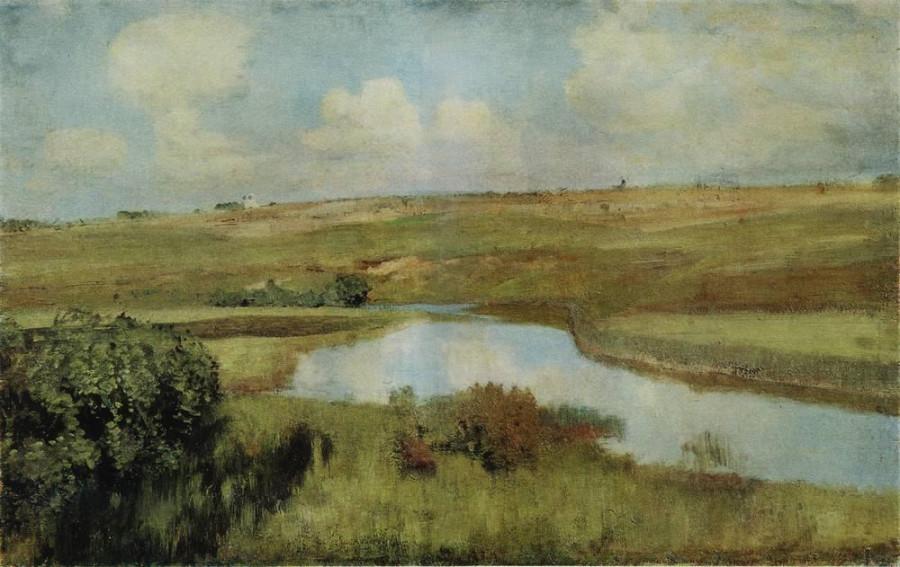 Река. 1898-1899