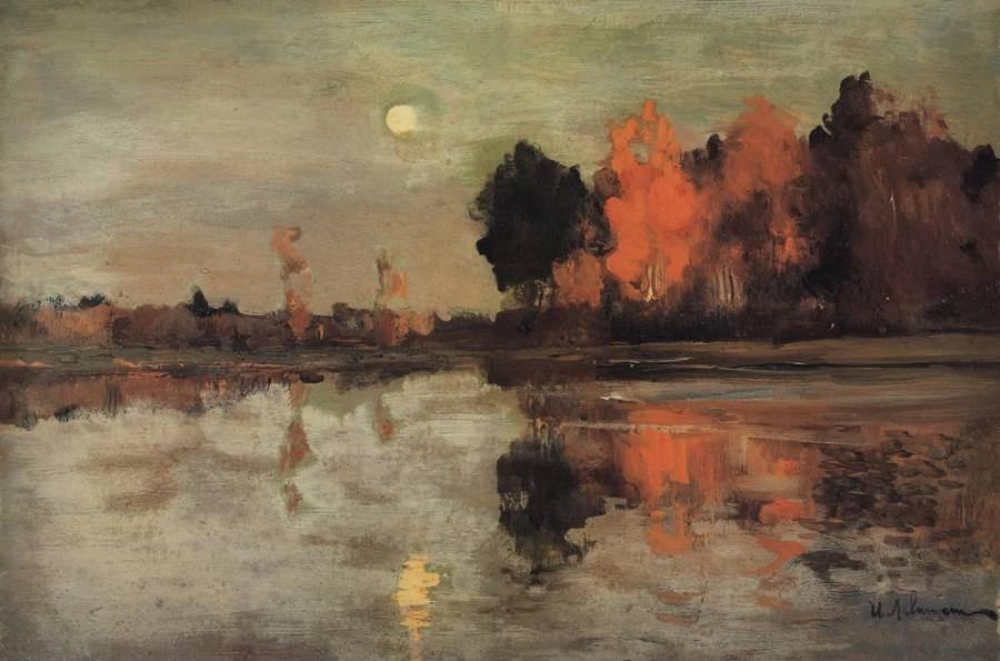 Сумерки. Луна1. 1899