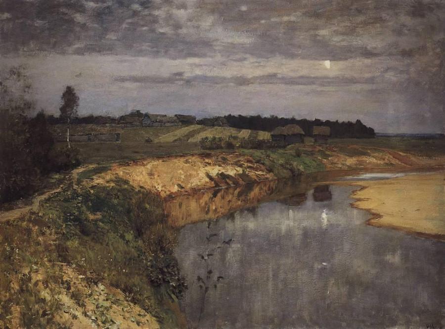 Тишина. 1898