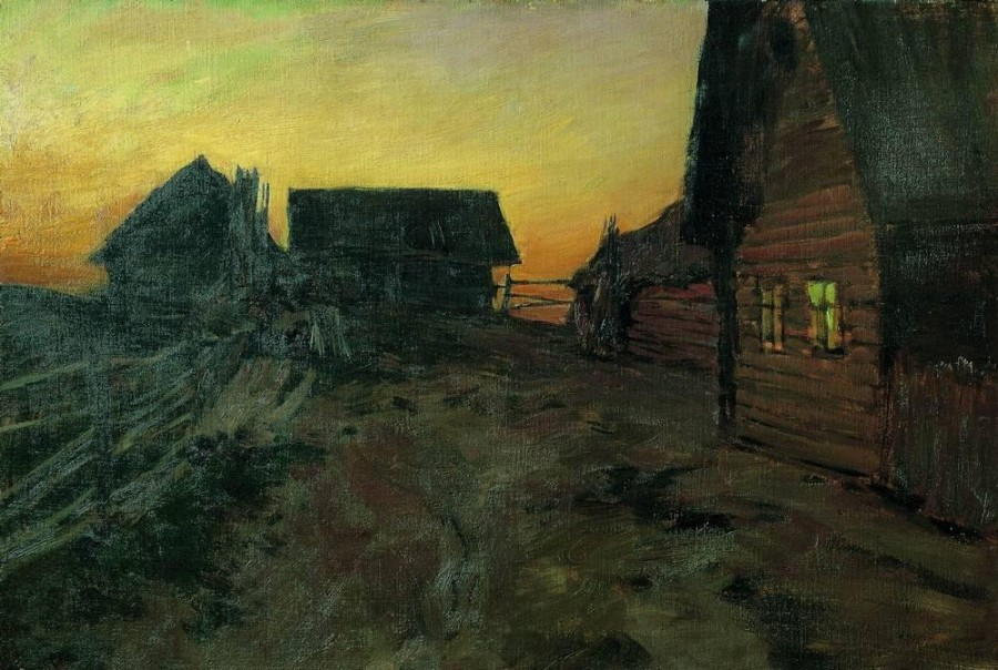 Избы1. 1899