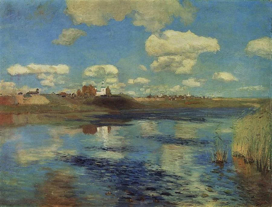 Озеро2. 1898-1899