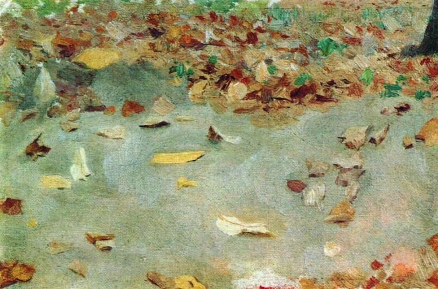 Осенние листья. 1879
