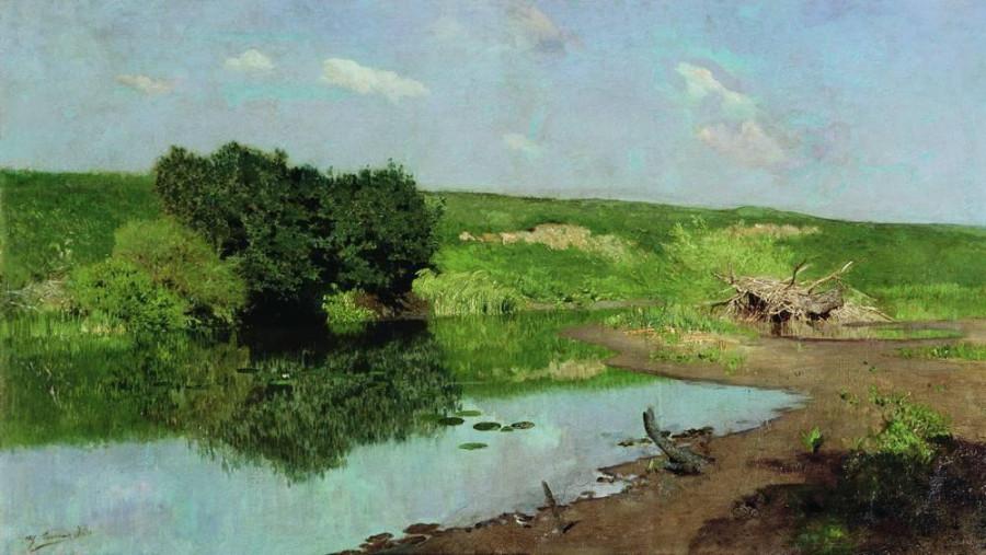 Пейзаж. 1883
