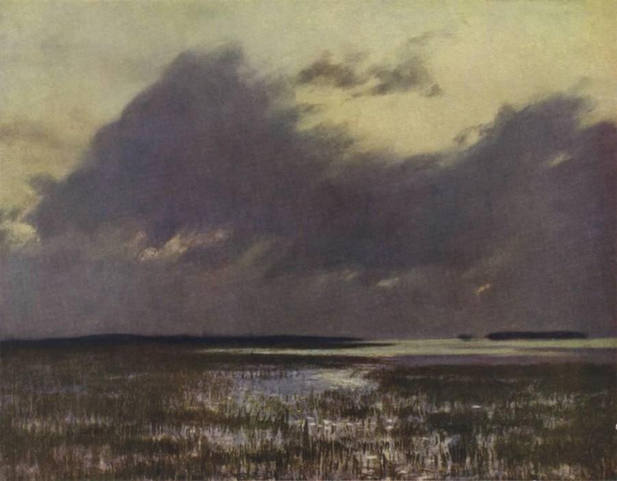 Разлив. 1895